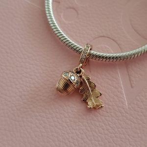 Pandora Acorn Pendant